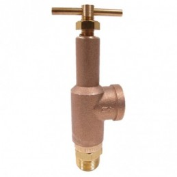 Válvula de Alivio de presión de agua